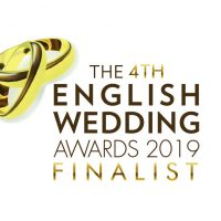 English Wedding Awards Finalist 2019